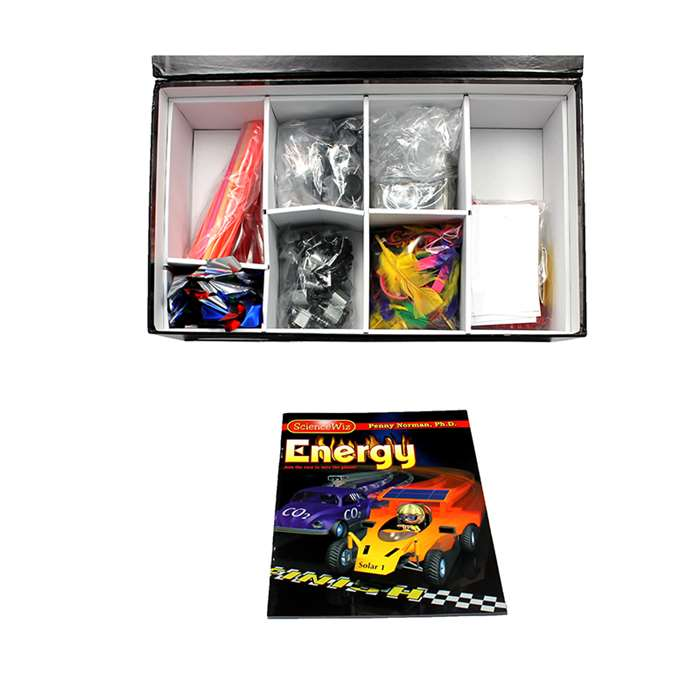 Energy Science Kit 12 Sets Per Box By Science Wiz