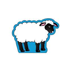 Notepad Large Sheep By Shapes Etc