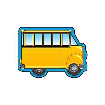 Mini Notepads School Bus By Shapes Etc