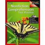 Nonfiction Comprehension Test Practice Gr 6 By Shell Education