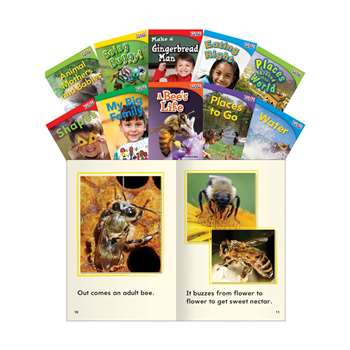 Time For Kids Gr 1 Set 3 10 Book Set English, SEP16099