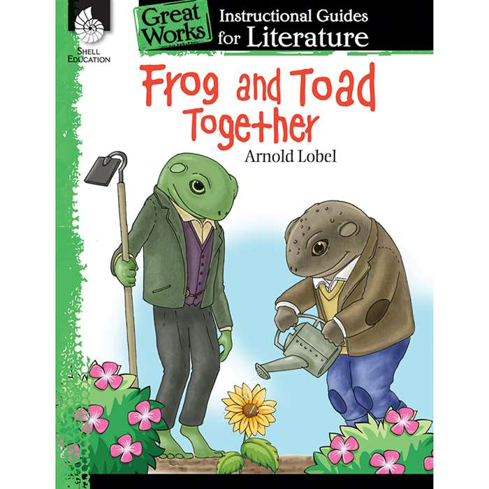 Frog And Toad Together Gr K-3 Great Works Instruct, SEP40001