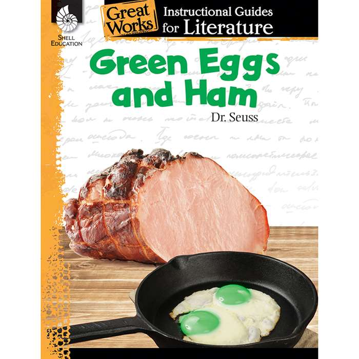Green Eggs And Ham Great Works Instructional Guide, SEP40002