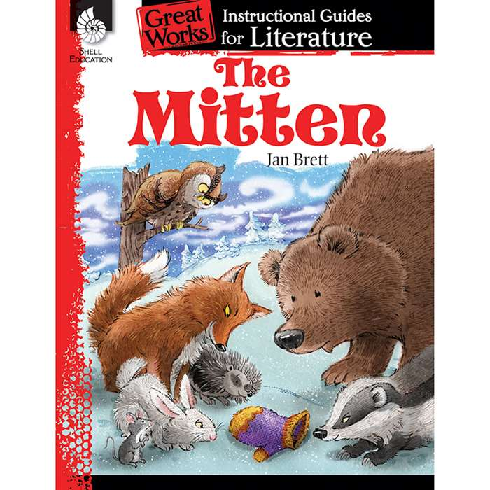 The Mitten Great Works Instructional Guides For Li, SEP40004