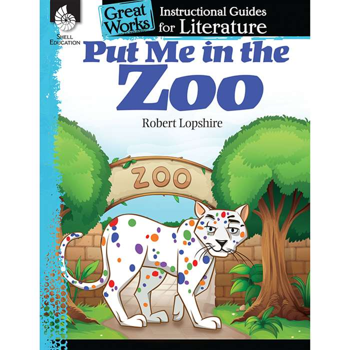 "Put Me "" The Zoo Great Works Instructional Guides, SEP40007"
