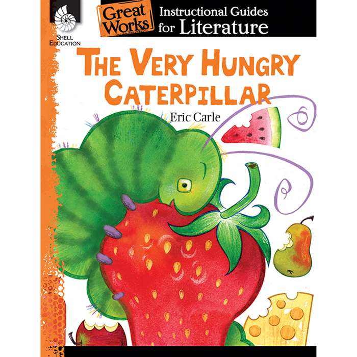 The Very Hungry Caterpillar Great Works Instructio, SEP40008