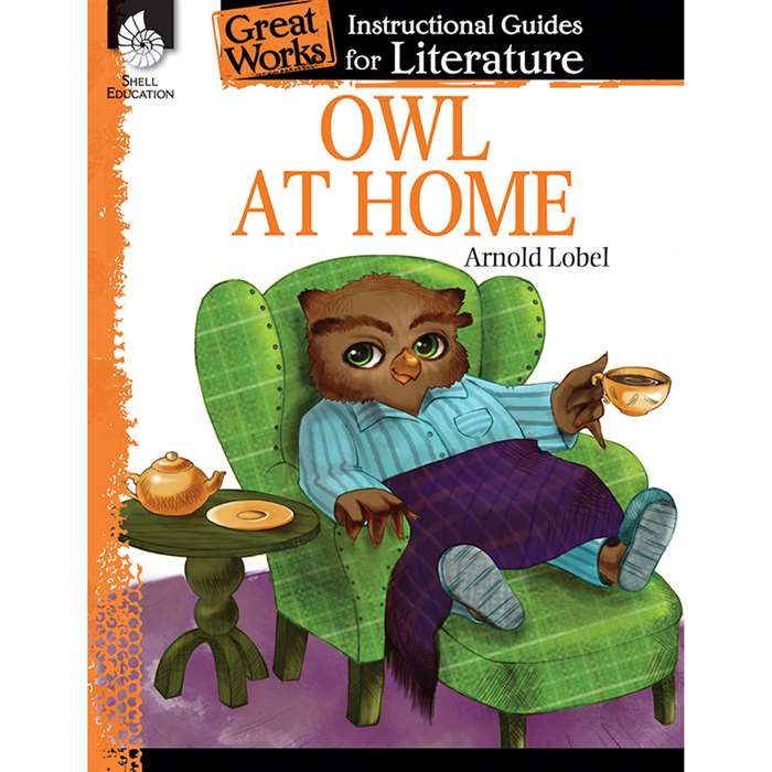 Owl At Home Great Works Instructional Guides For L, SEP40009