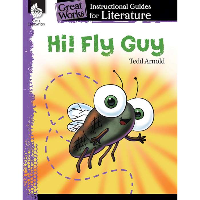 Hi Fly Guy Great Works Instructional Guides For Li, SEP40010