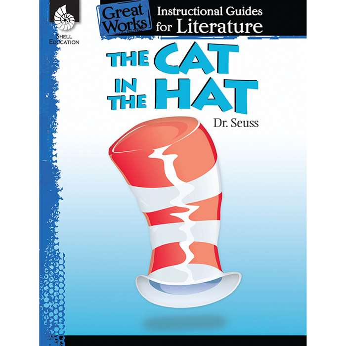 "The Cat "" The Hat Great Works Instructional Guide, SEP40011"