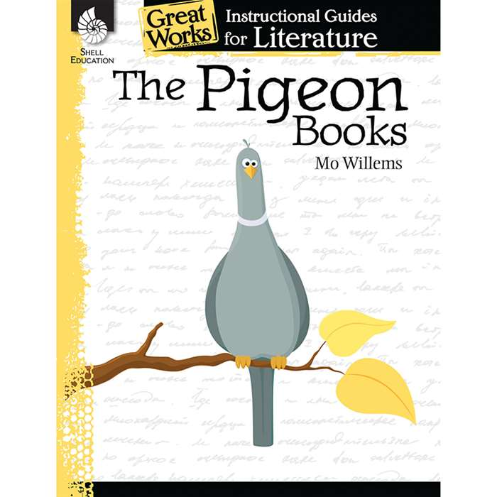 The Pigeon Books Great Works Instructional Guides , SEP40013