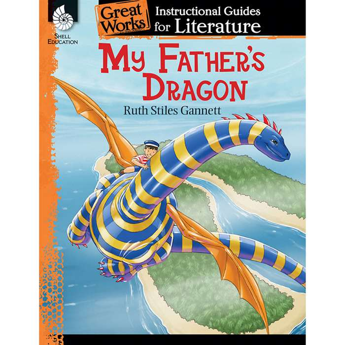 My Fathers Dragon Great Works Instructional Guides, SEP40100