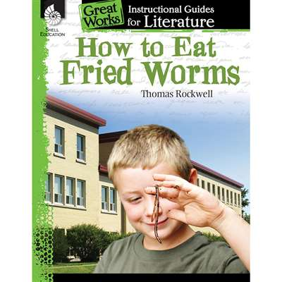 How To Eat Fried Worms Great Works Instructional G, SEP40104