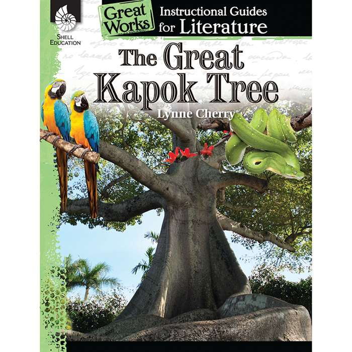 The Great Kapok Tree Great Works Instructional Gui, SEP40105