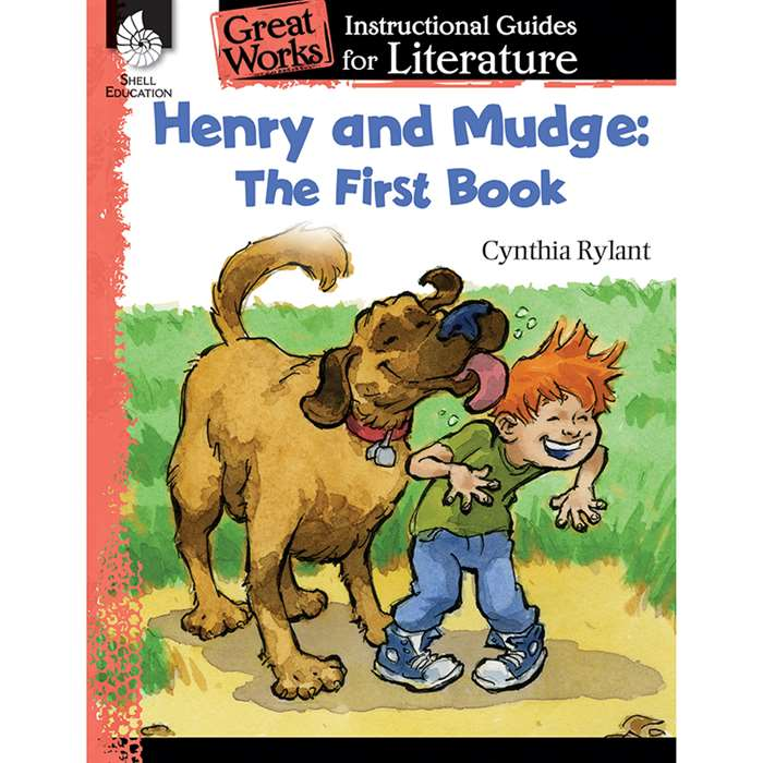 Henry And Mudge The First Book Great Works Instr G, SEP40106