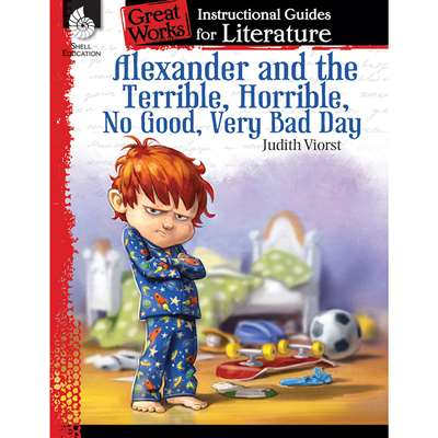 Alexander And The Terrible Horrible No Good Very B, SEP40108