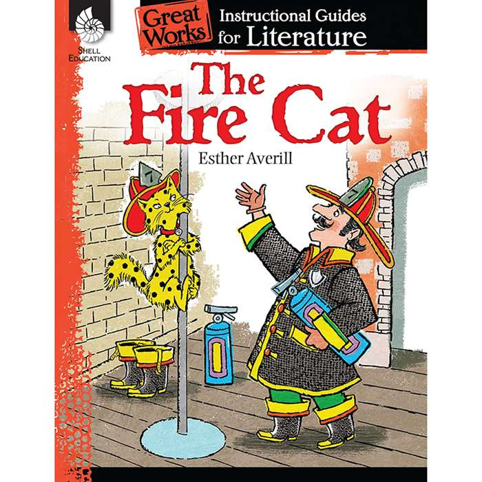 The Fire Cat Great Works Instructional Guides For , SEP40109