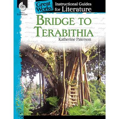 Bridge To Terabithia Great Works Instructional Gui, SEP40201