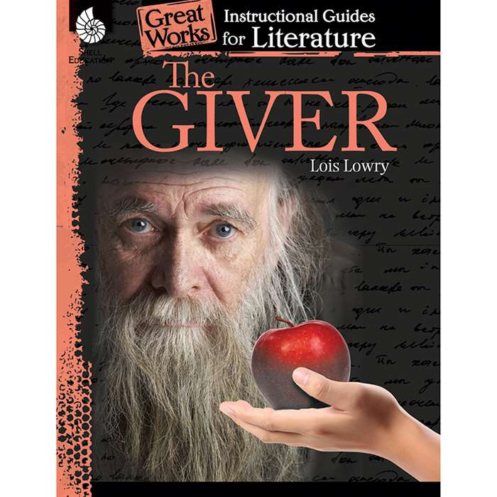 The Giver Great Works Instructional Guides For Lit, SEP40205