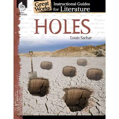 Holes Great Works Instructional Guides For Literat, SEP40207