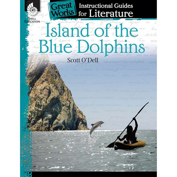 Island Of The Blue Dolphins Great Works Instructio, SEP40208