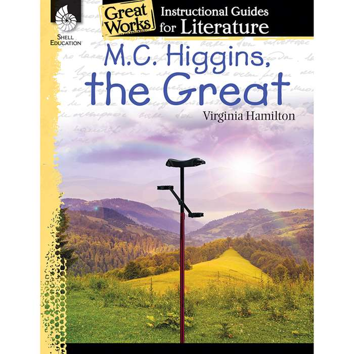 Mc Higgins The Great Great Works Instructional Gui, SEP40209