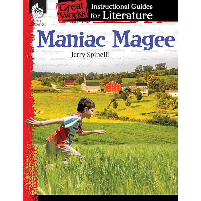 Maniac Magee Great Works Instructional Guides For , SEP40210