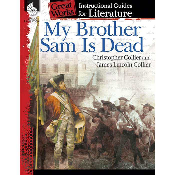 My Brother Sam Is Dead Great Works Instructional G, SEP40211