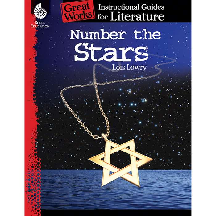 Number The Stars Great Works Instructional Guides , SEP40212