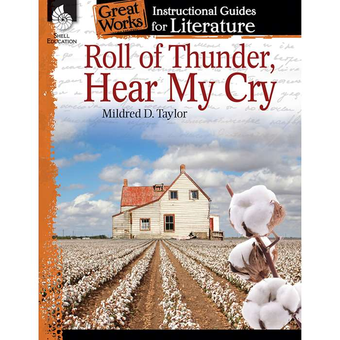 Roll Of Thunder Hear My Cry Great Works Instructio, SEP40214