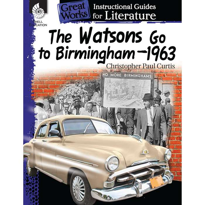 The Watsons Go To Birmingham 1963 Great Works Inst, SEP40216