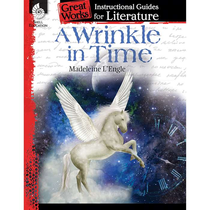 "A Wrinkle "" Time Great Works Instructional Guides, SEP40217"