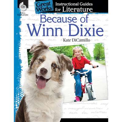 Because Of Winn Dixie Great Works Instructional Gu, SEP40218