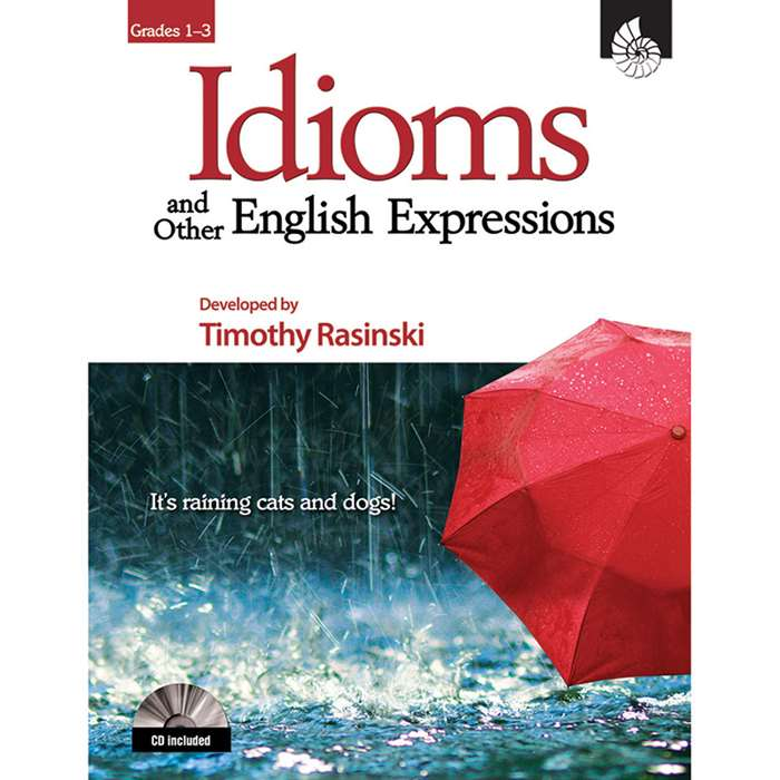 Idioms & Other English Expressions Gr 1-3 By Shell Education