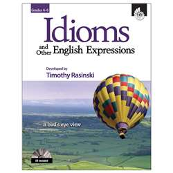 Idioms & Other English Expressions Gr 4-6 By Shell Education