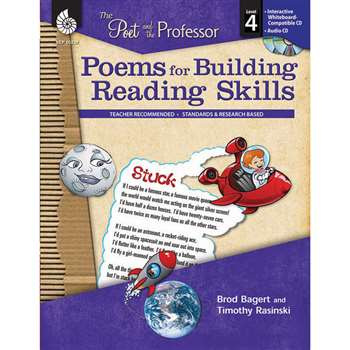 Poems For Building Reading Skills Gr 4 By Shell Education