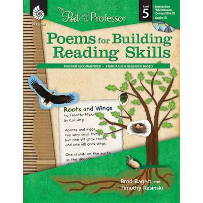 Poems For Building Reading Skills Gr 5 By Shell Education