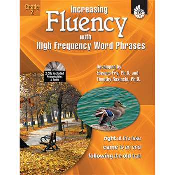 Increasing Fluency W High Frequency Word Phrases Gr 2 By Shell Education