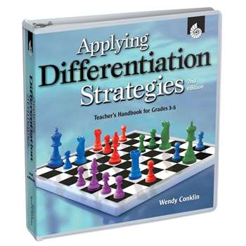 Applying Differentiation Strategies Gr 3-5 Teachers Handbook By Shell Education