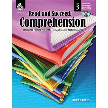 Read And Succeed Comprehension Gr 3 By Shell Education