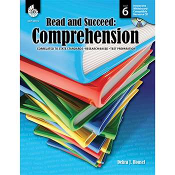 Read And Succeed Comprehension Gr 6 By Shell Education