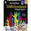 Activities For Gr 5 Differentiated Classroom By Shell Education