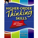 Higher Order Thinking Skills To Develop 21St Century Learners By Shell Education