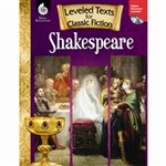 Shop Shakespeare Leveled Texts For Classic Fiction - Sep50982 By Shell Education