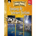 Shop Fantasy & Science Fiction Leveled Texts For Classic Fiction - Sep50984 By Shell Education
