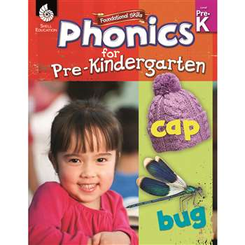 Foundational Skills Phonics Gr Pk, SEP51094