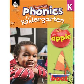 Foundational Skills Phonics Gr K, SEP51096