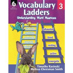 Vocabulary Ladders Gr 3, SEP51302