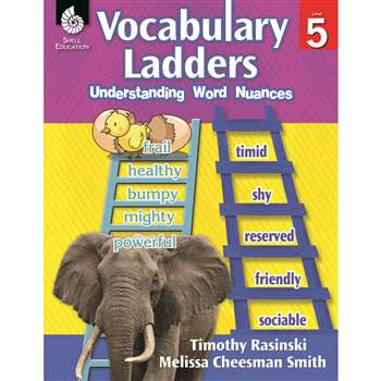 Vocabulary Ladders Gr 5, SEP51304