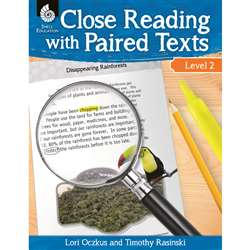 Level 2 Close Reading With Paired Texts, SEP51358