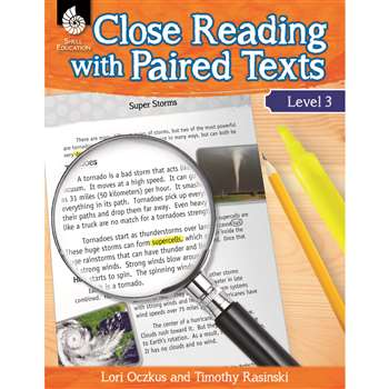 Level 3 Close Reading With Paired Texts, SEP51359